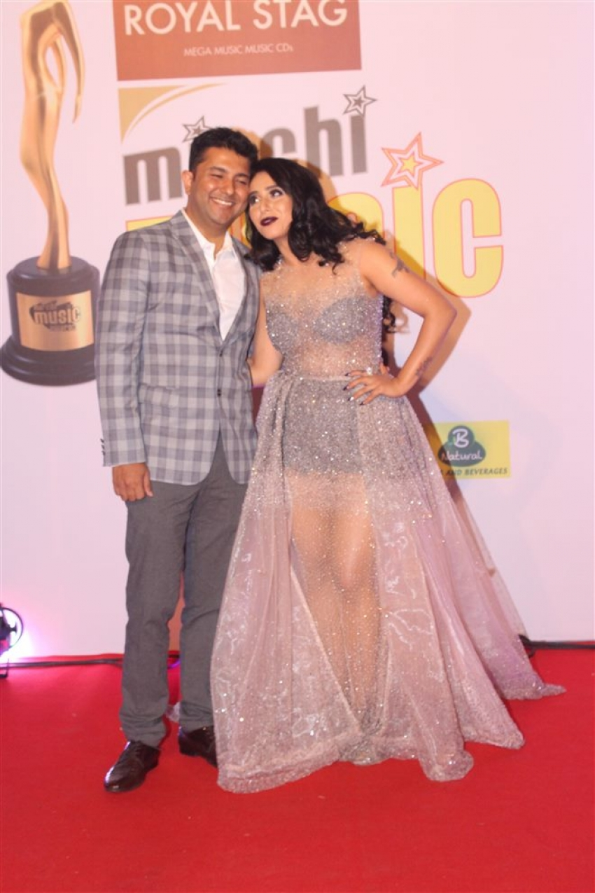10th Mirchi Music Awards 2018 Photos