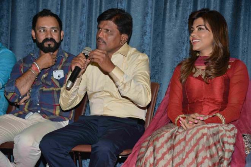 AA Ondu Dina Movie Prees Meet Photos