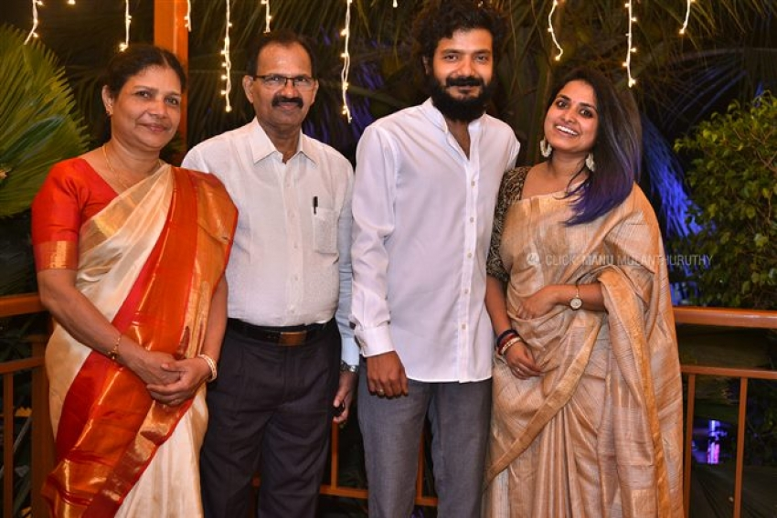 Director Lal's Daughter Monica's Marriage Photos