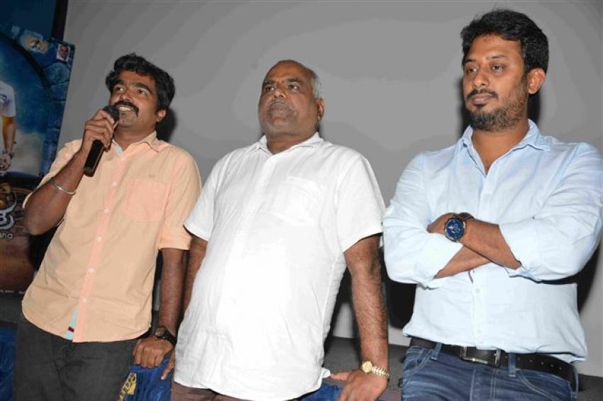 Anjaniputra 25 Days Celebration Press Meet Photos