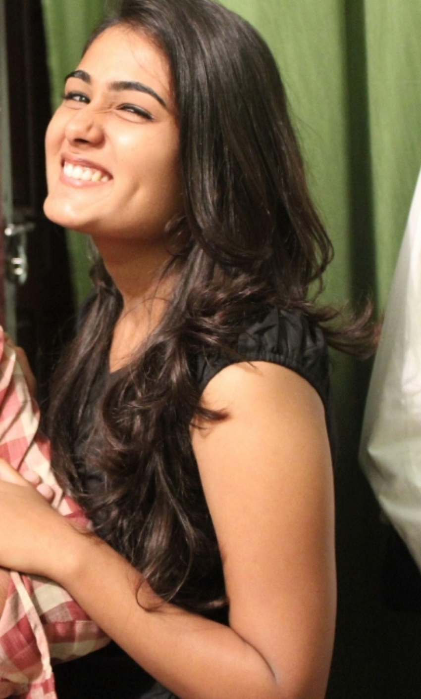 Arjun Reddy Movie Actress Shalini Pandey Rare Photos