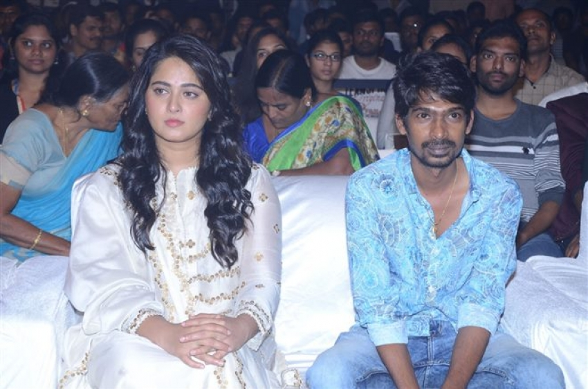 Bhaagamathie Movie Pre Release Function Photos