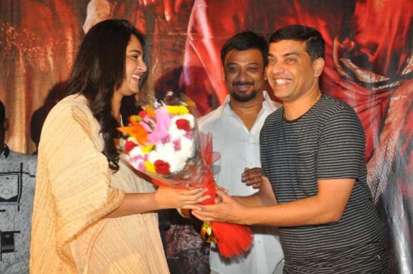 Bhaagamathie Thanks Meet Photos