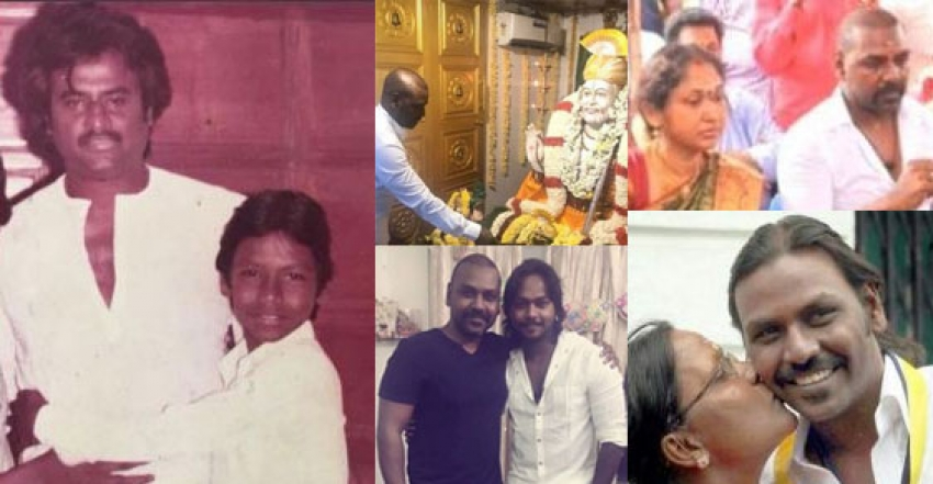 Birthday Special: Raghava Lawrence Unseen Pics Photos