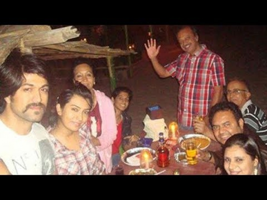 Birthday Special: Rare & Unseen Pics Of Rocking Star Yash Photos