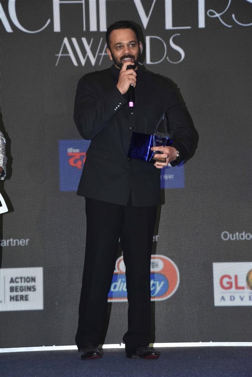 Bollywood Celebs At Society Achievers Awards 2018 Photos