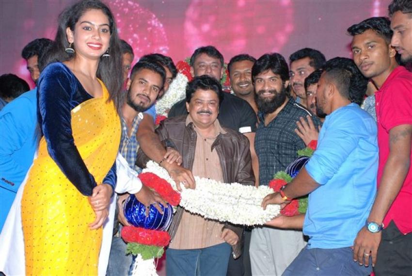 Challenging Star Darshan At Vanilla Audio Release Photos