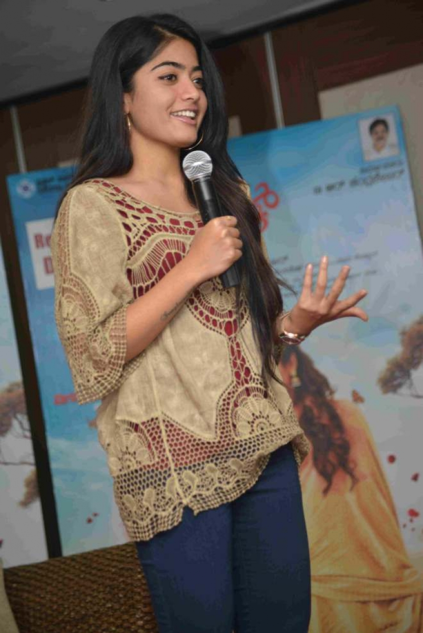Chamak Success Meet Photos