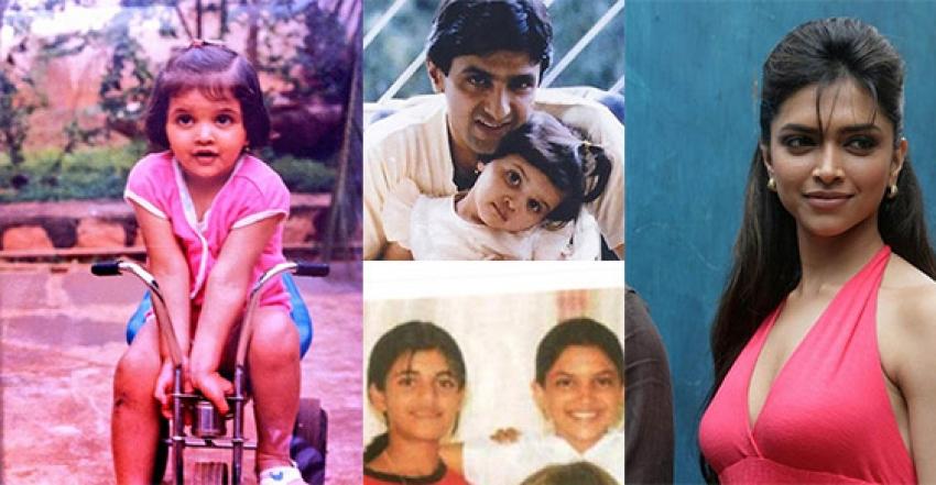 Deepika Padukone 31st Birthday Special  Unseen Photos