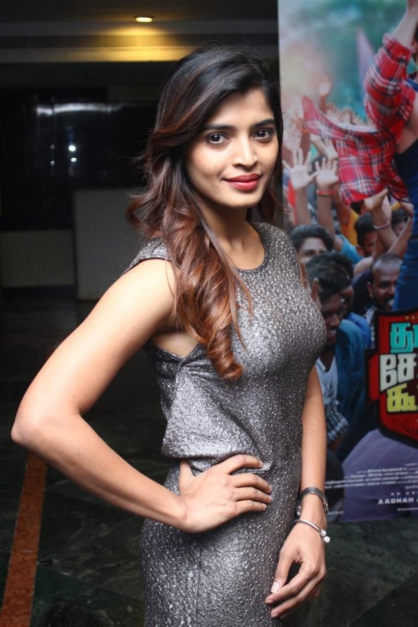 Gulaebaghavali Movie Premiere Show Photos