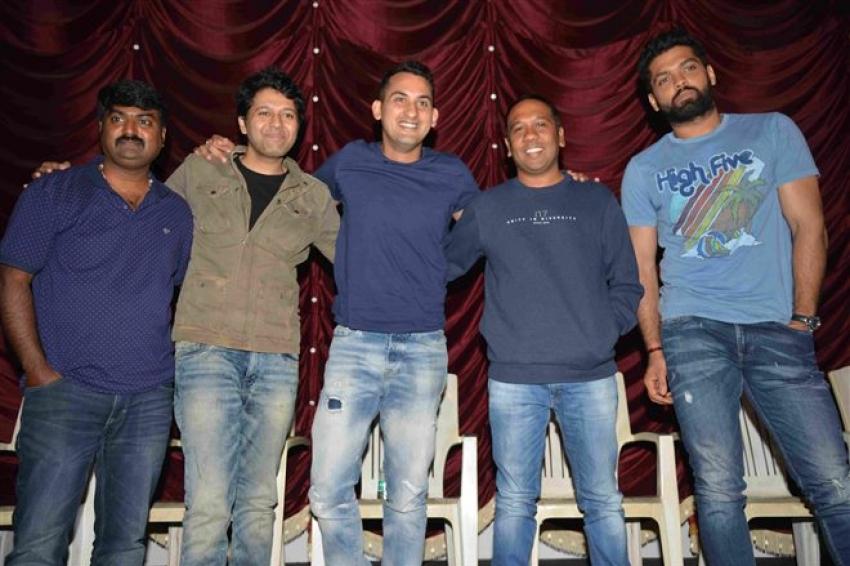 Humble Politician Nograj Movie Success Meet Photos
