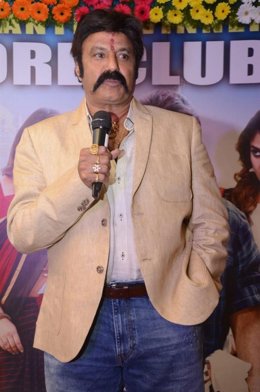Jai Simha Movie 50 Crore Club Success Meet Photos
