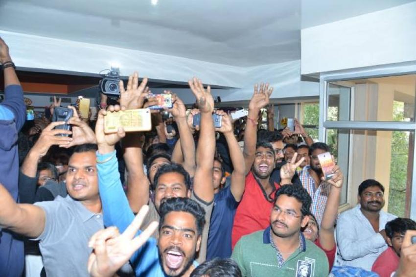 Jai Simha Movie Premier Photos