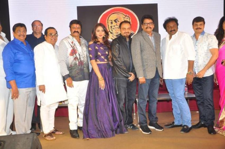 Jai Simha Pre Release Event Photos