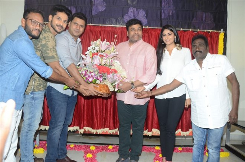 Juvva Movie 1st Look Poster & Trailer Launch Photos
