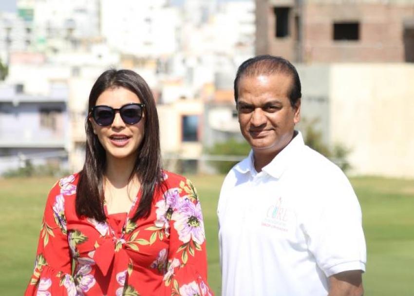 Kajal Agarwal At Cancer Crusaders of CURE Foundation Photos