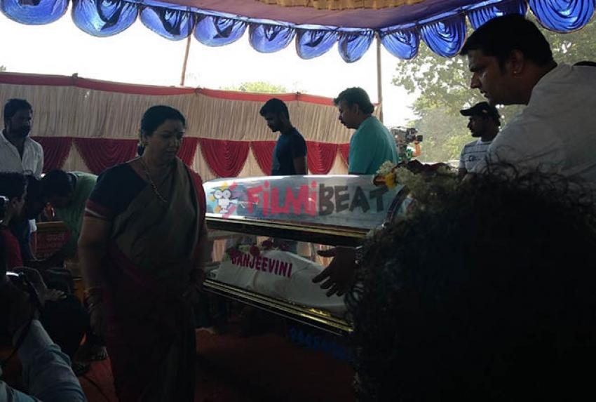 Kannada Actor Kashinath Passed Away Photos