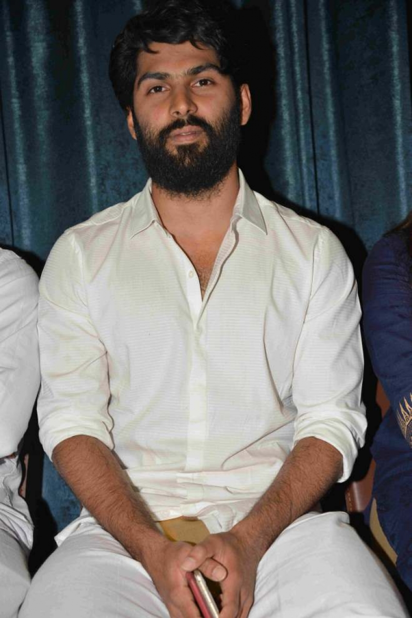 Lungi Press Meet Photos