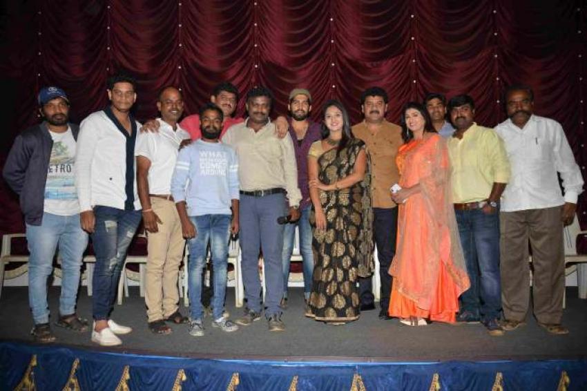 Manjari Press Meet Photos