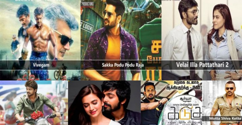 Most Disappointing Tamil Movies Of 2017 Photos