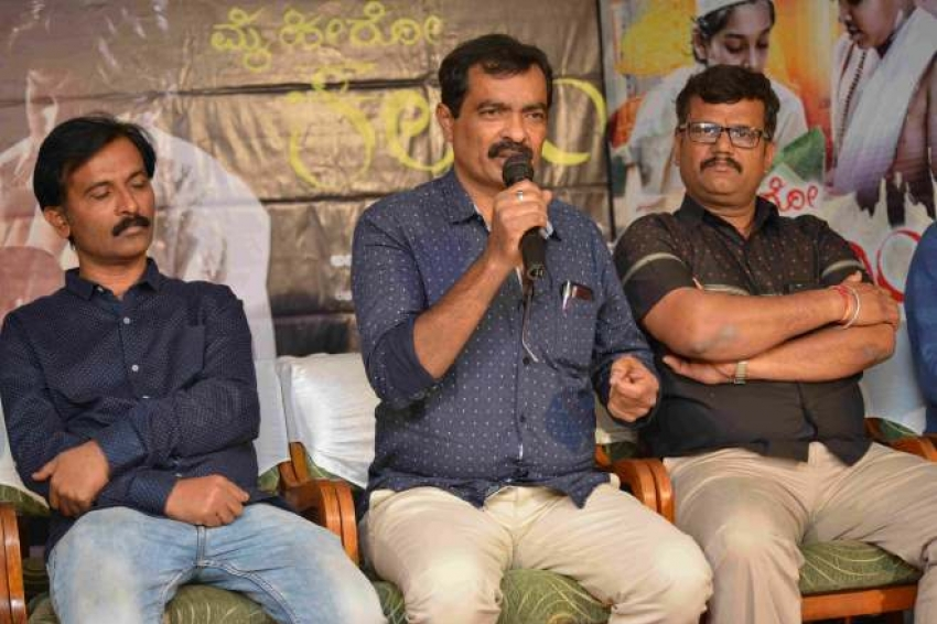 My Hero Kalaam Press Meet Photos