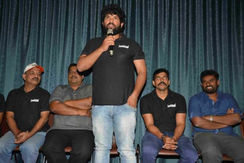 Nakku Mukha Press Meet