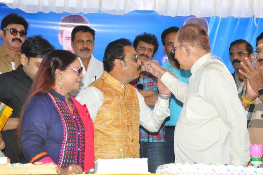 Naresh Birthday Celebrations Photos