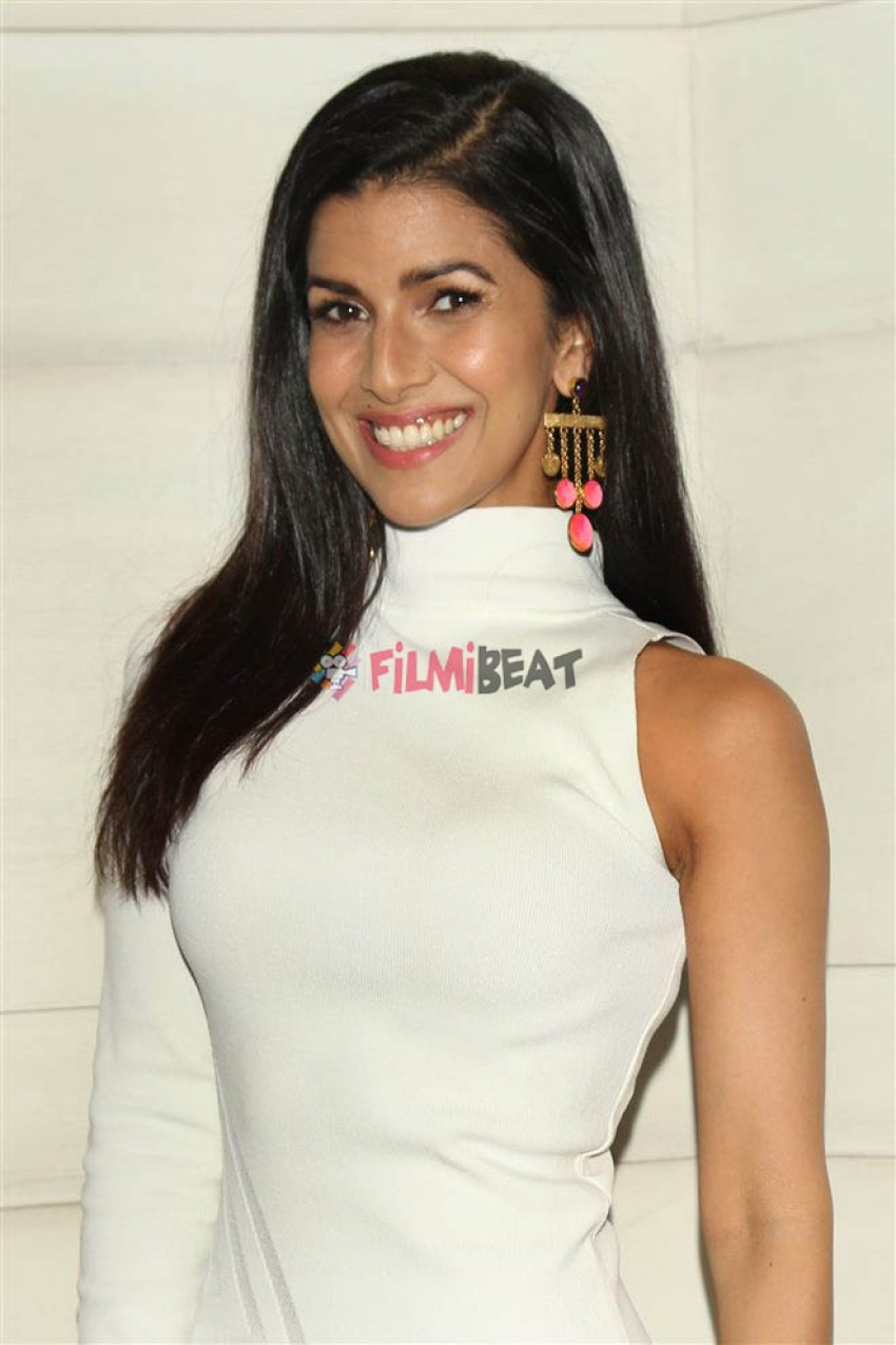 "Nimrat Kaur At ALT Balaji""s Latest Venture In New Delhi Photos"