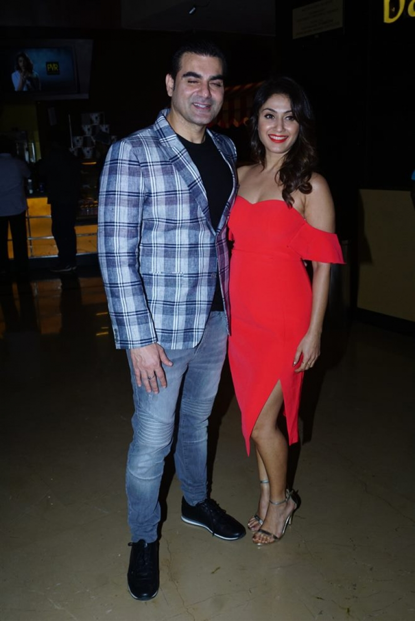 Nirdosh Movie Special Screening Photos