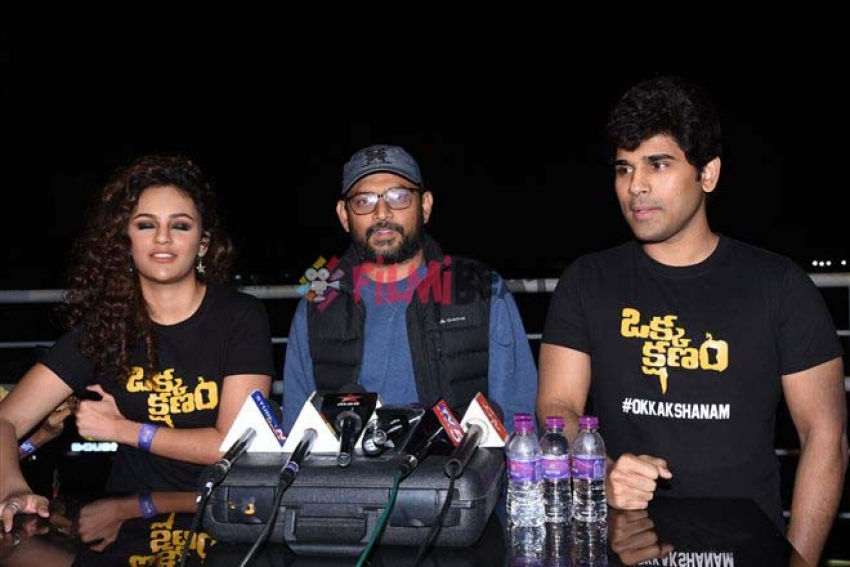 Okka Kshanam Movie Thanks Meet
