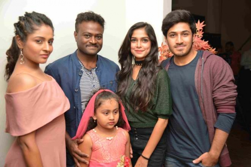 Prayanikara Gamanakke Press Meet Photos