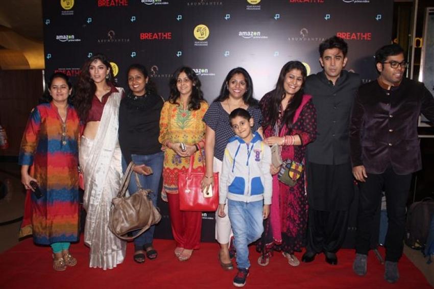 R Madhavan's Breathe Special Screening Photos