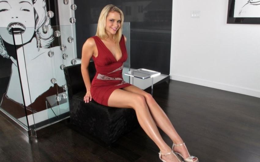 RGV's New Actress Mia Malkova Photos