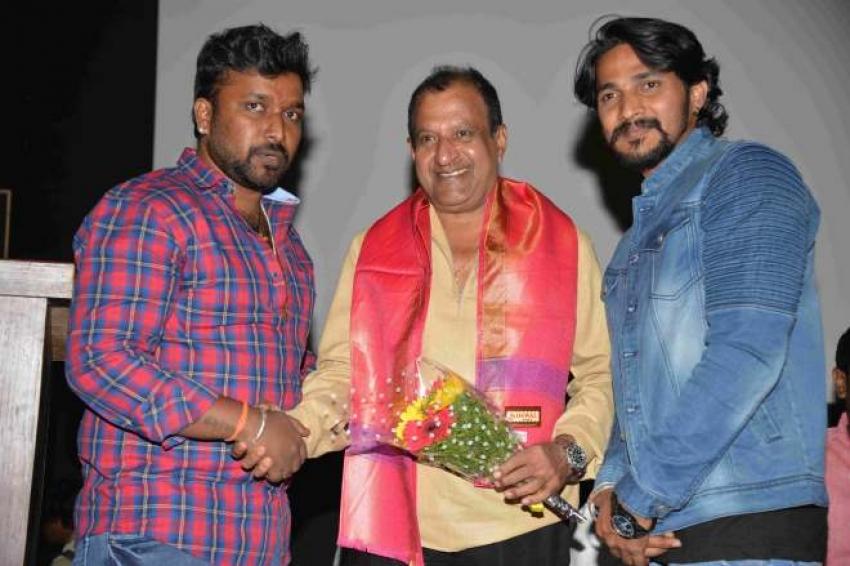 Sarkar Teaser Launch Photos