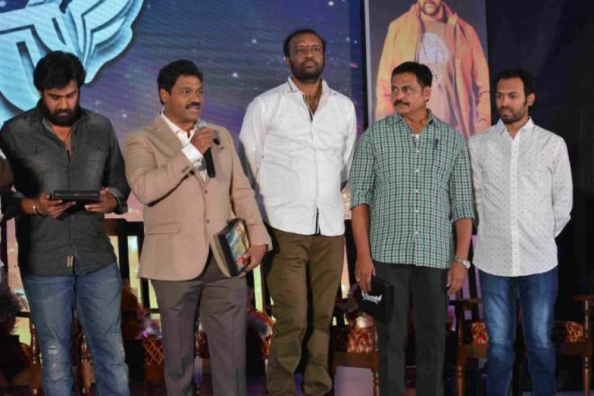 Seizer Audio Release Photos