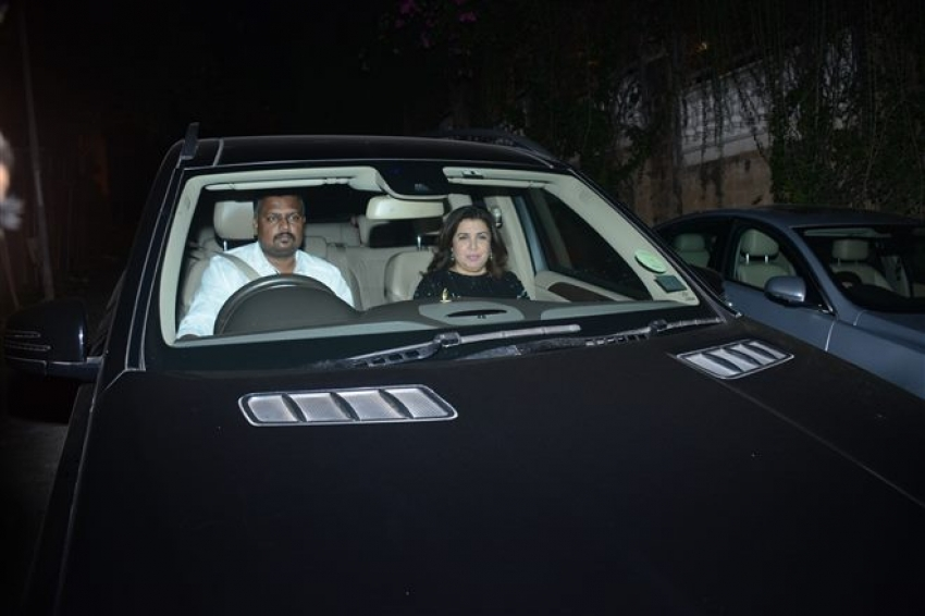 Shahrukh Khan House Party Photos
