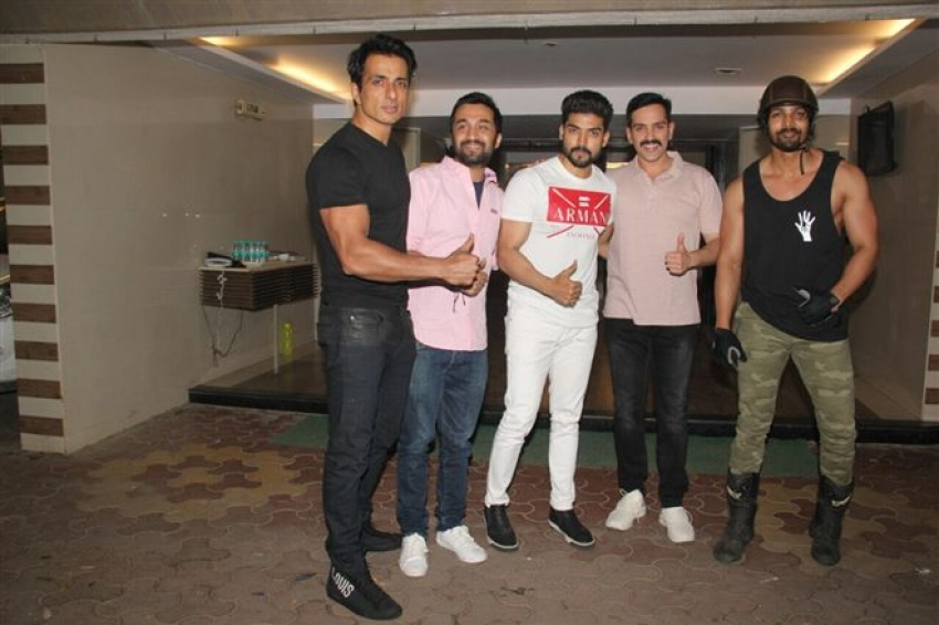 Sonu Sood House Party Photos