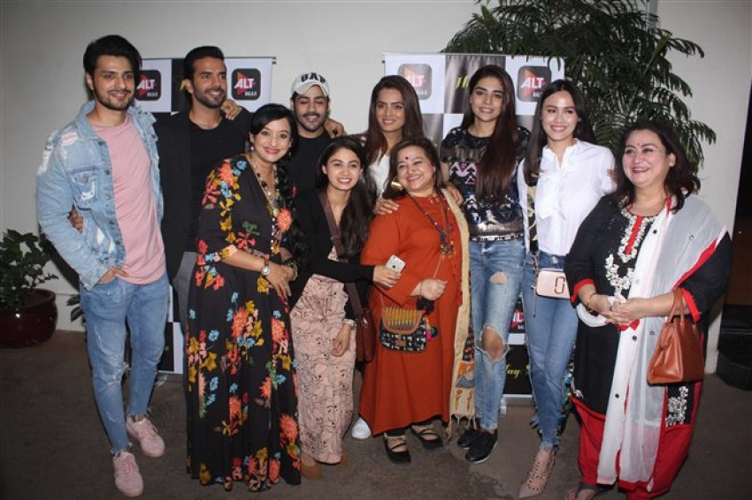 Special Screening Of Upcoming Web Series Haq Se Photos