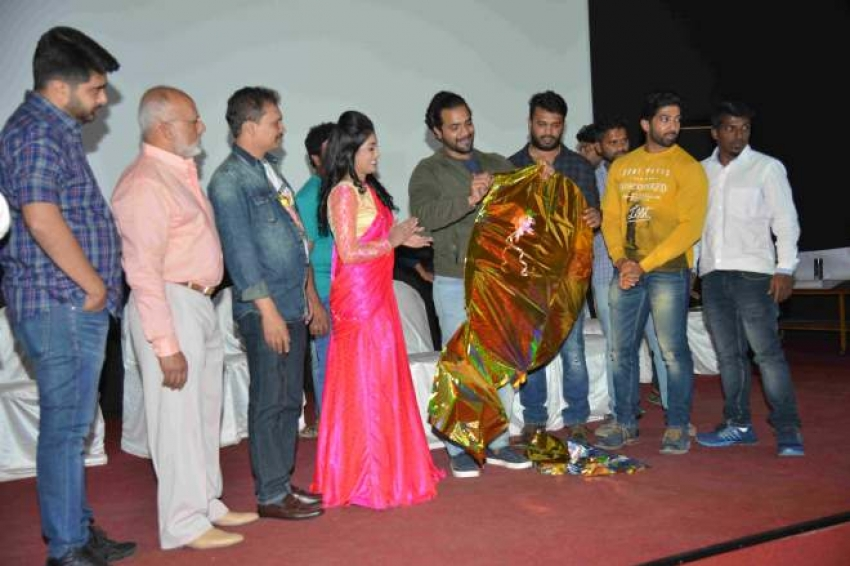 Shathaya Ghathaya Audio Release Photos