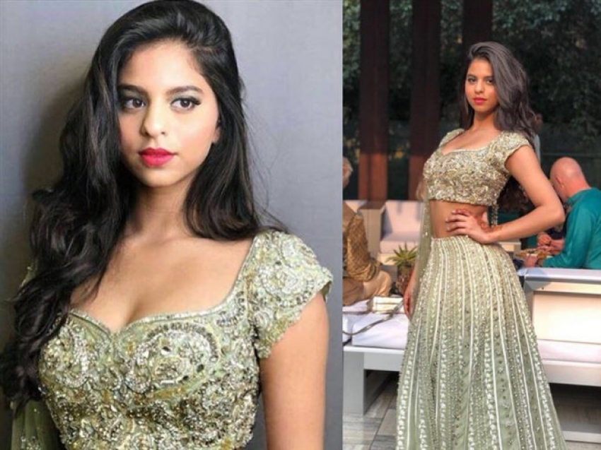 Suhana Khan Desi Look Photos