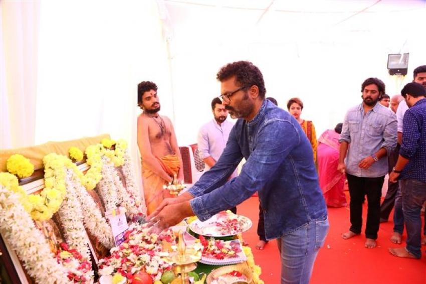Suriya 36 New Movie Pooja Launch Photos