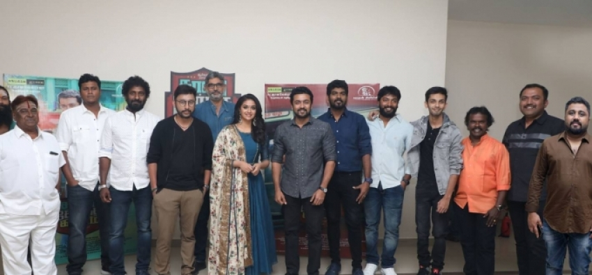 Thaana Serntha Koottam Pre Release Event Photos