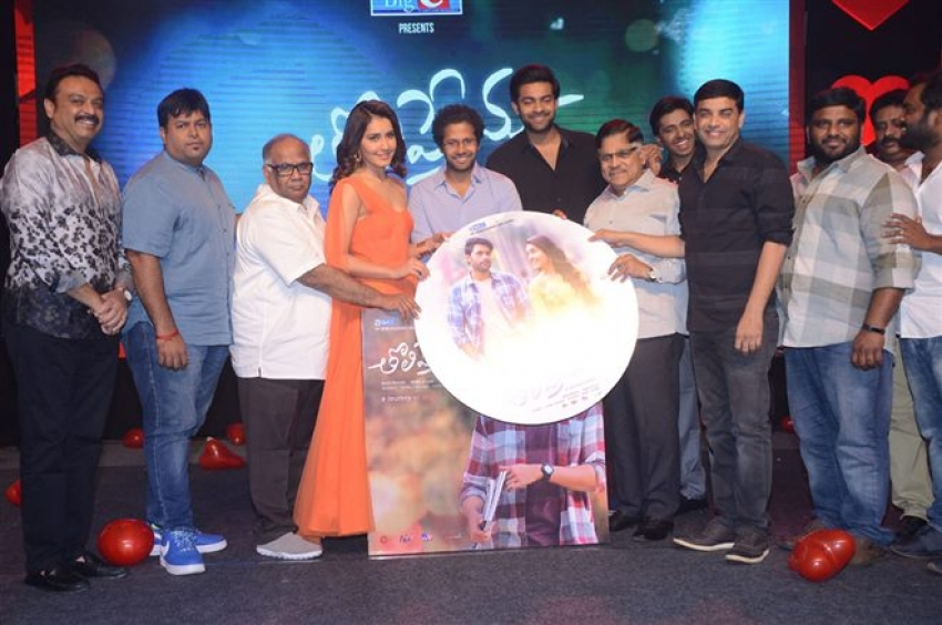 Tholi Prema Movie Music Launch Photos