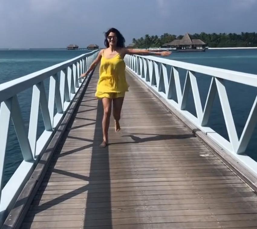 Tiger Shroff & Disha Patani Sri Lanka Vacation Photos