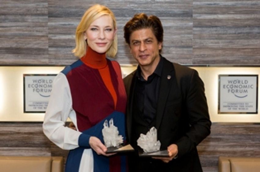 Unseen images of Shah Rukh Khan from Davos Photos