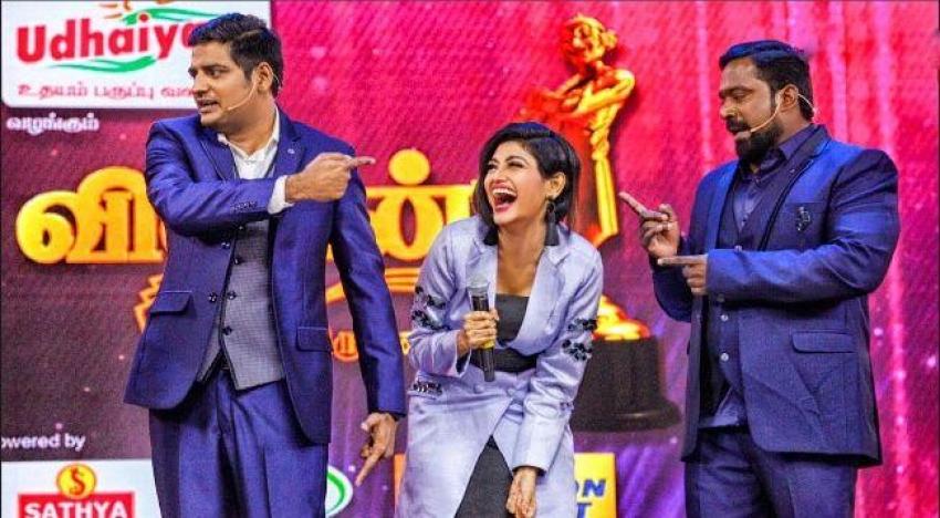 Vikatan Awards 2018 Photos