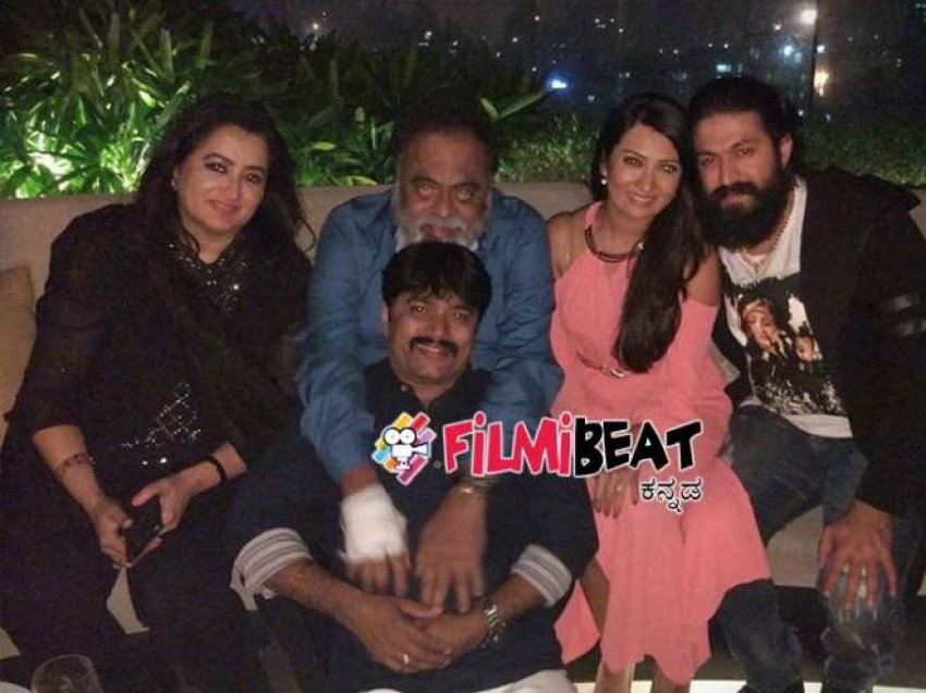 Yash Birthday 32nd Birthday Celebration Photos