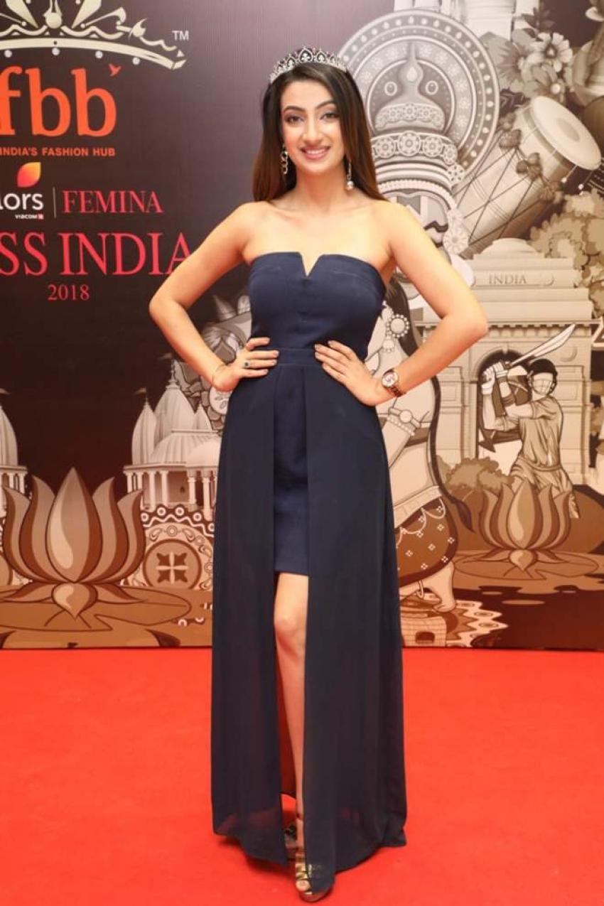 55th FBB Colors Femina Miss India 2018 Photos