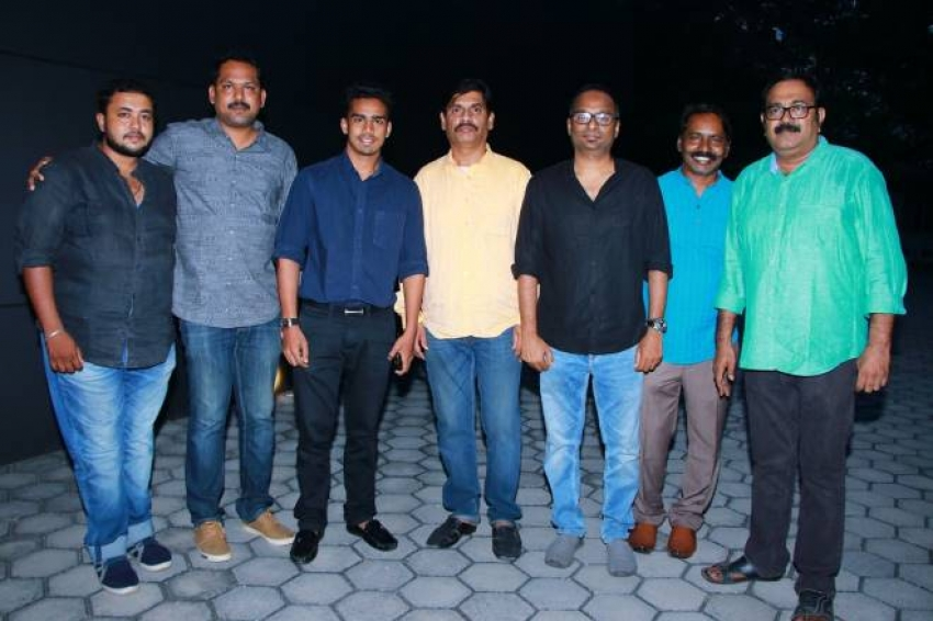 6 Athiyayam Movie Special Show Photos