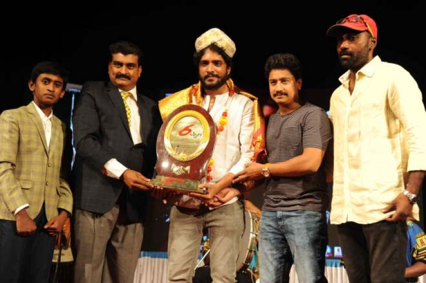 6th Mile Film Teaser Launch Photos